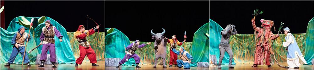 世界和平會2020兒童戲劇慈善公演演出片段